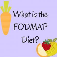 I've been getting a lot of questions lately about the FODMAP diet. This awkwardly named diet is often recommended as a way to relieve chronic digestive complaints such as bloating, abdominal pain, gas, excessive burping, diarrhea and constipation. These symptoms are common in people with Irrit