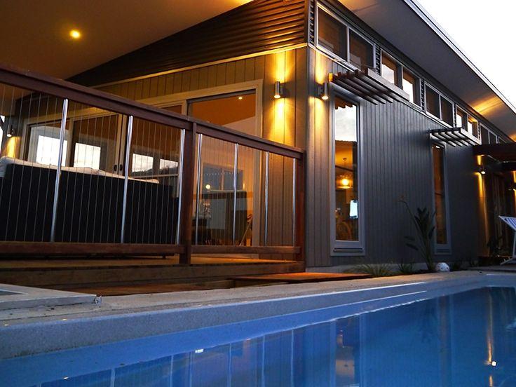 Stunning Pool Fence - Gunnedah, NSW