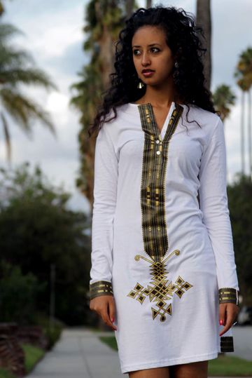 Ethiopian clothing eritrean clothes habesha dresses for Ethiopian decorating style