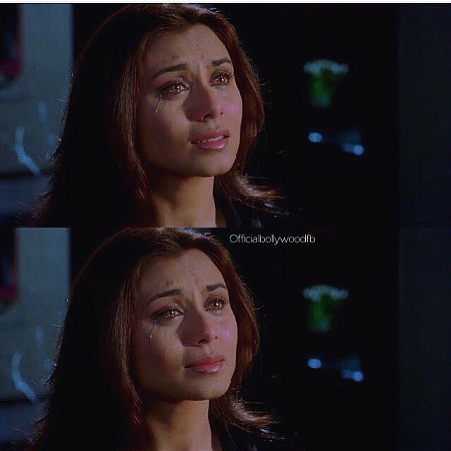 Rani Mukerji in bollywood movie Kabhi Alvida Naa Kehna #KANK -