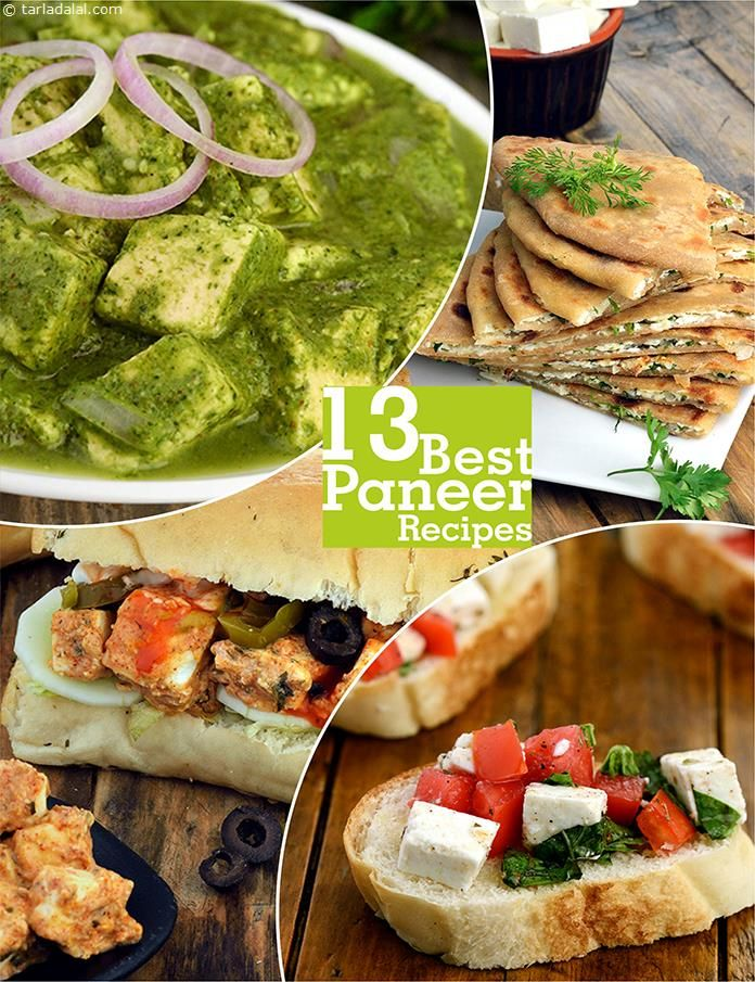 13 Best Paneer Recipes You Should Not Miss Out On! | TarlaDalal.com | #20