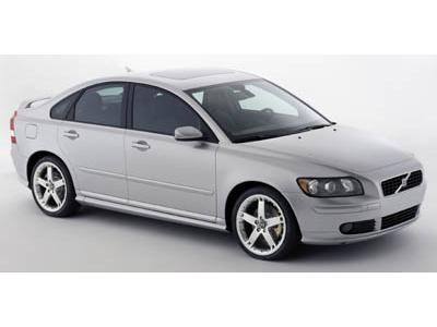 3rd Car: 2008 Volvo S40 T5/AWD