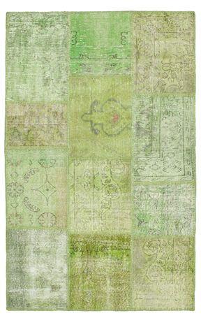 Patchwork szőnyeg 180x120