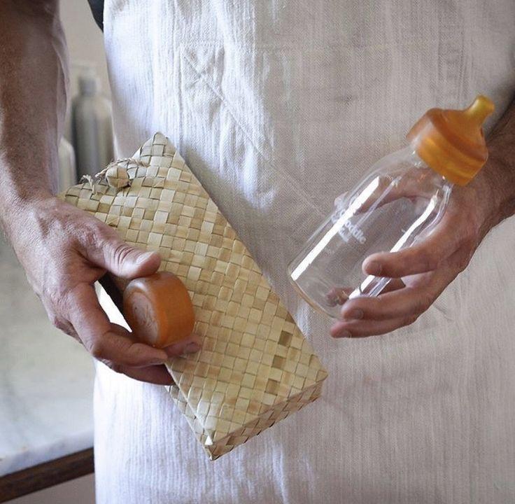 Abel Quoddle Bottle 300ml Single Glass Baby Bottles Organic