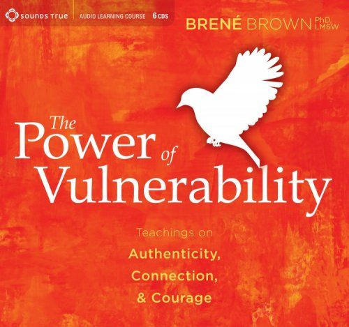 I did not read this, I listened to it on Audible.com and suggest you listen to this vs read it.  Brene is an excellent speaker and quite funny (not appropriate for children due to some language).