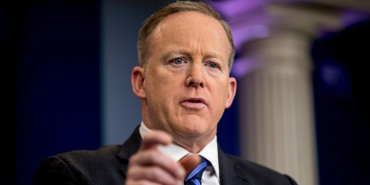 The most controversial moments of Sean Spicer's wild ride as Trump's press secretary http://www.businessinsider.com/sean-spicer-twitter-snl-white-house-trump-2017-9?utm_campaign=crowdfire&utm_content=crowdfire&utm_medium=social&utm_source=pinterest