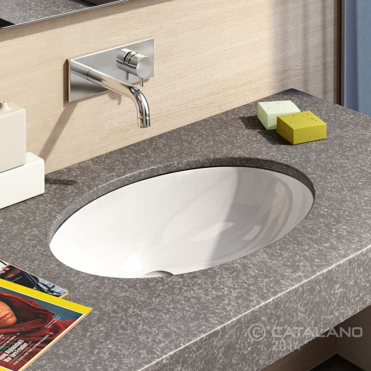 Undercounter Washbasin 57
