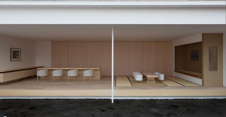 House of Suki, House Vision 2013 Exhibition. Hiroshi Sugimoto. 数寄の家