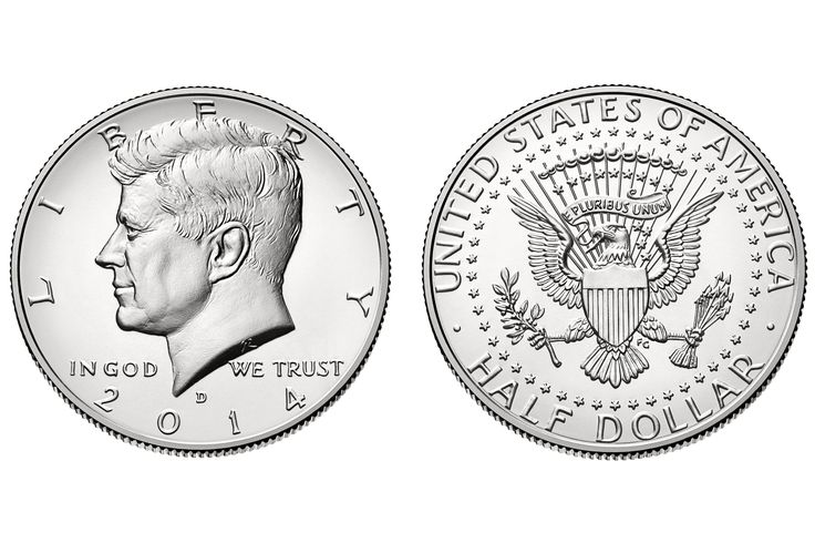 Find out how much your Kennedy half dollar is worth. This page lists coin values and prices for Kennedy half dollars minted from 1964 to today.
