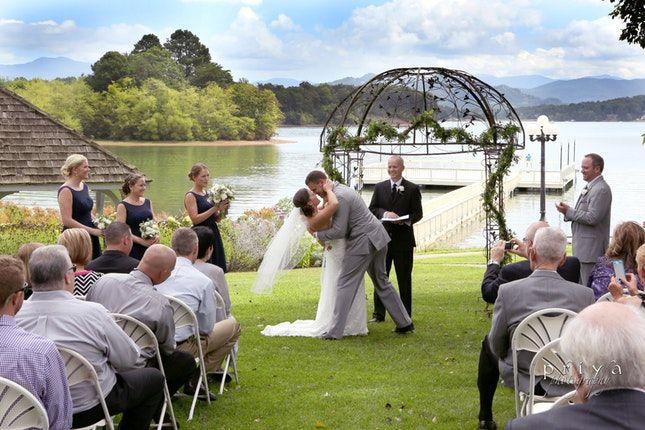 The Ridges Resort On Lake Chatuge Hiawassee Weddings North