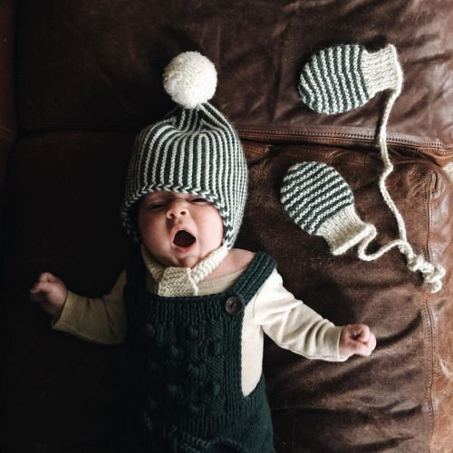 johnnaholmgren:  Little Minoux ready for a chilly rainy day in Minnesota. I wish I had all her clothes in my size and have such a deep appreciation for knitters. The repetitive precision and patience blows my mind. Gorgeous knits from @kalinkakids! Also check out @fiberdestash! It's an account of a friend of mine, selling insanely beautiful materials. I want them all and I don't even know how to knit. Somebody teach meeeeee! #MinouxWilder