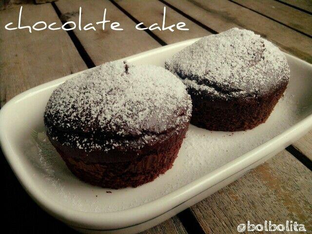 Chocolate cake #glutenfree #noegg