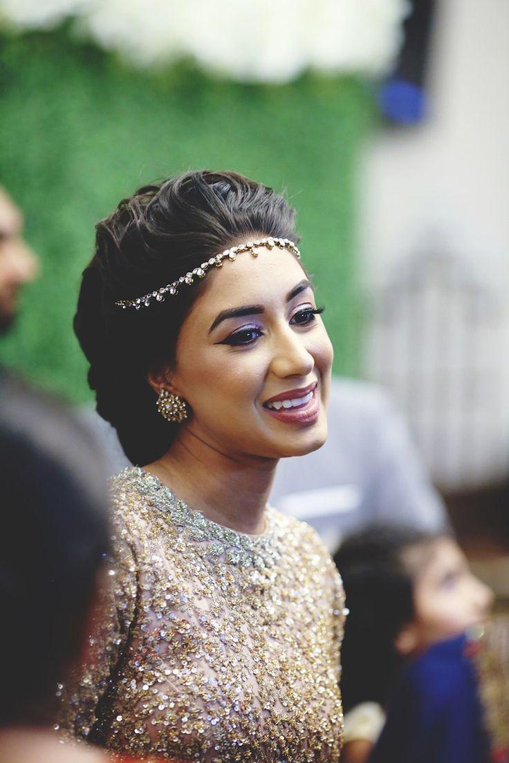 50 best bridal maang tikka, hair accessories + earrings images on