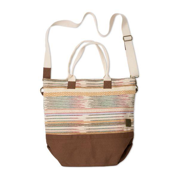 prAna Soleil Satchel - Perfect Beach Bag