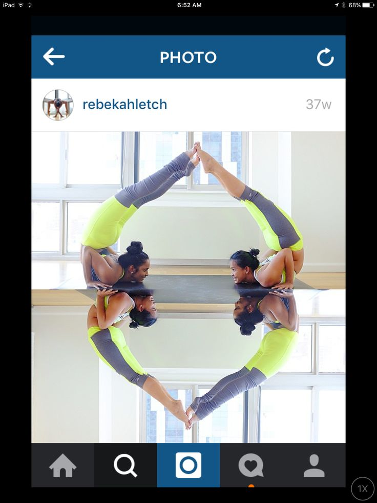 Acro. Yoga.