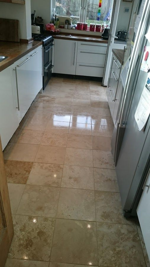 Would you like your Travertine Floor cleaned and polished and returned to its original splendour?  You can contact advantex-cleaning for a free quotation on how we can help you maintain your floor to look like this