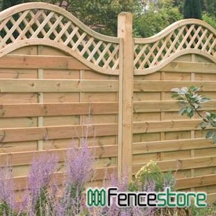 decorative fence panels - Decorative Fencing