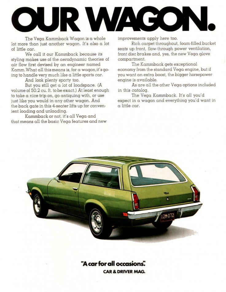 1974 Chevrolet Vega Wagon