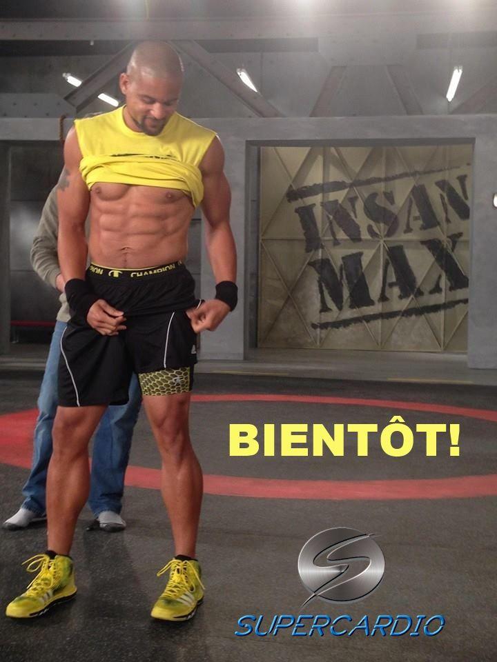 Insanity MAX:30. Le tout nouveau programme d'entrainement intense de Shaun T. Soyez les premiers à connaître la date de sortie! Décembre 2014