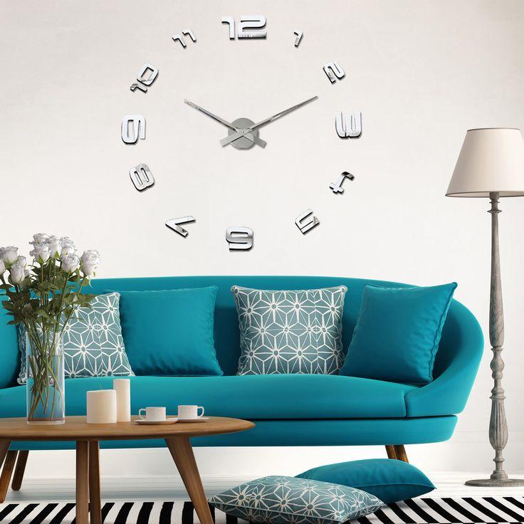 Best 25 Diy Wall Clocks Ideas On Pinterest Clocks