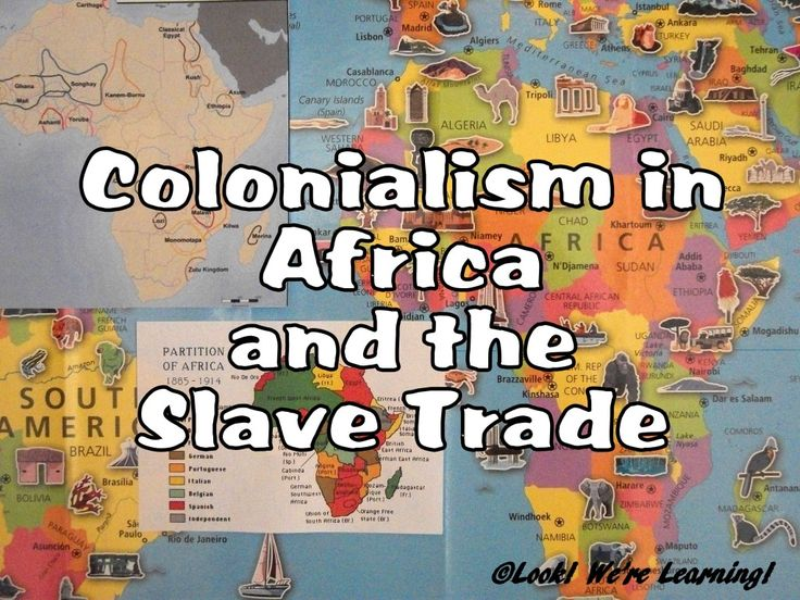 a look at colonialism in african nations In nearly all african countries today,  have used it as a narrative for their work on the colonisation of africa 'post colonialism can be described as a .