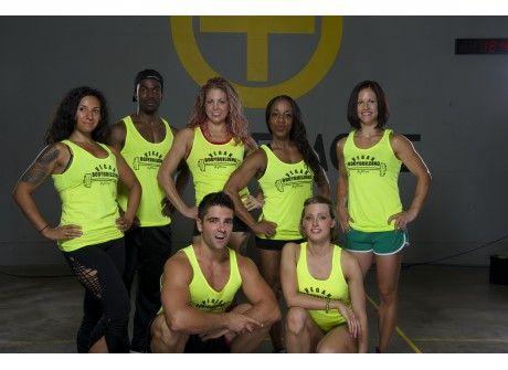 Vegan Bodybuilding and Fitness Neon Tanks, unisex cut, By VeganBodybuilding.com |