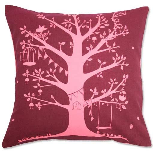Tree Cushion, Famille Summerbelle