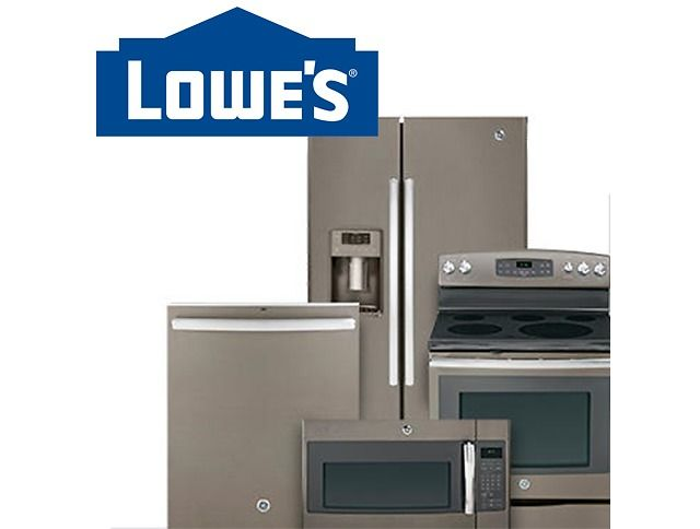 Up to 61% Off Special Values Sale Including Appliances & More Sale (lowes.com)