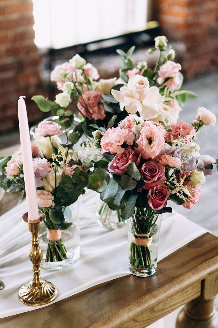 50 wunderschöne Rosa Hochzeitsdeko-Ideen