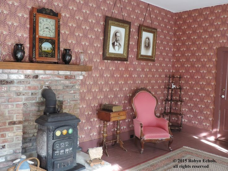 Prairie Rose Publications: The Tibbits House in Columbia