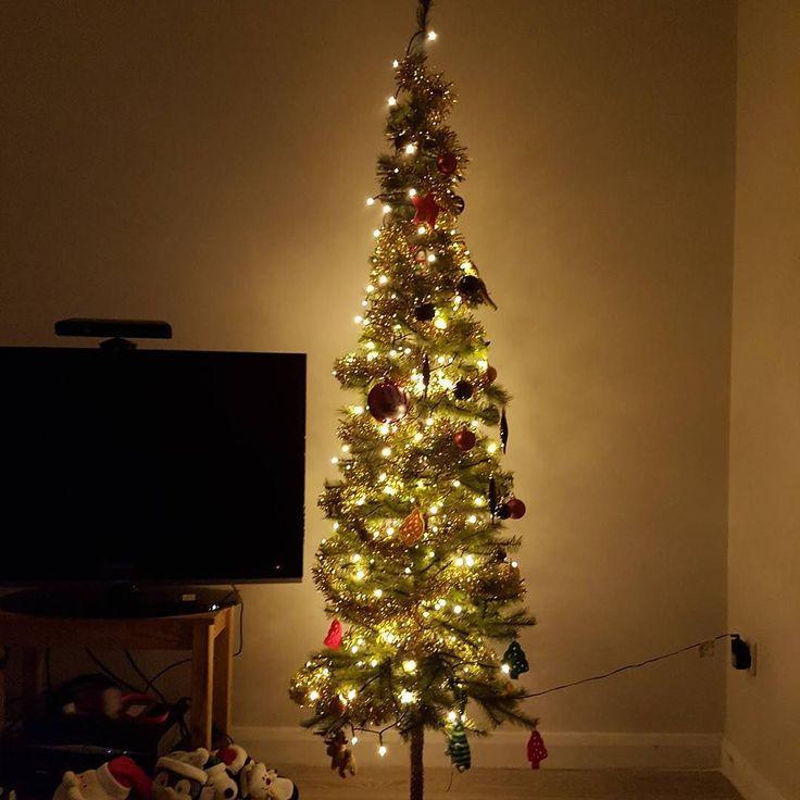 Christmas tree sorted  #Done #NoFilter #Holidays #Chrisrmas