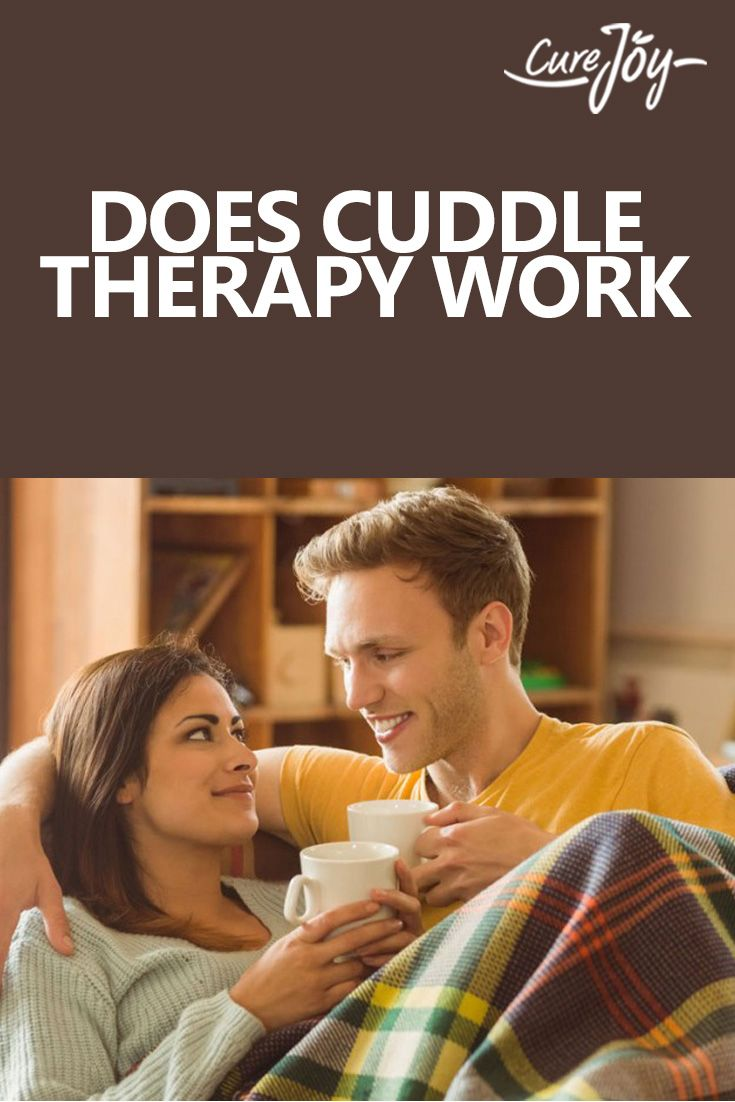 Does Cuddle Therapy Work?