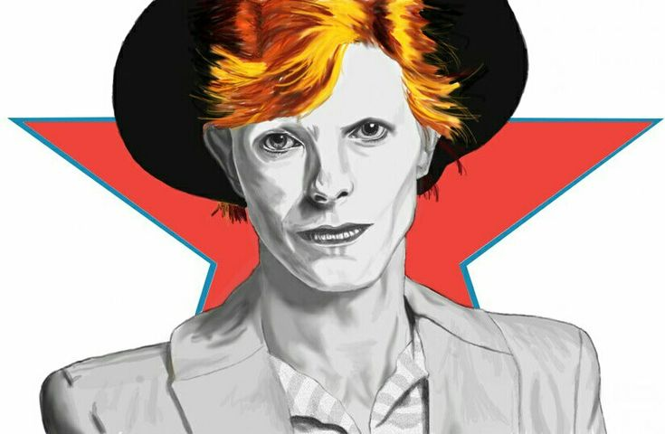 David bowie's sex life bent the rules, too