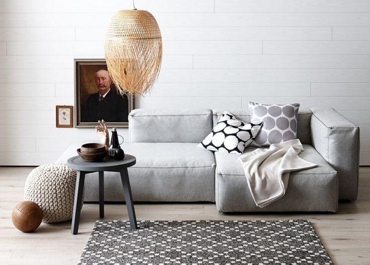 Mags Soft Sofa - Est Living @est living #estliving #estdesigndirectory