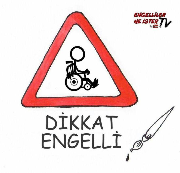 #DikkatEngelli