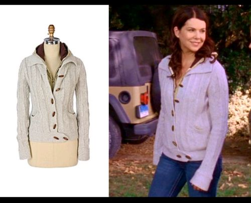 Gilmore Girls fashion blog! Find out where each item is from! NEED THIS.  @Amanda Snelson Snelson Weber this might interest you...