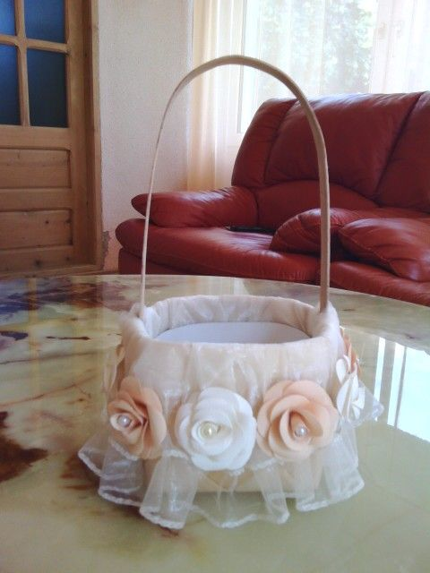 Cosulete pentru nunta, vizitati facebook:ulianahandmade.
