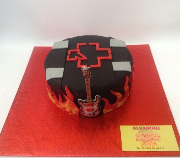#Music #Cake #Rammstein