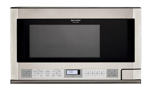 R-1214   Microwaves   Over the Counter Microwave   SHARP