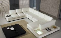 Fresh Contemporary Sectional Sofas