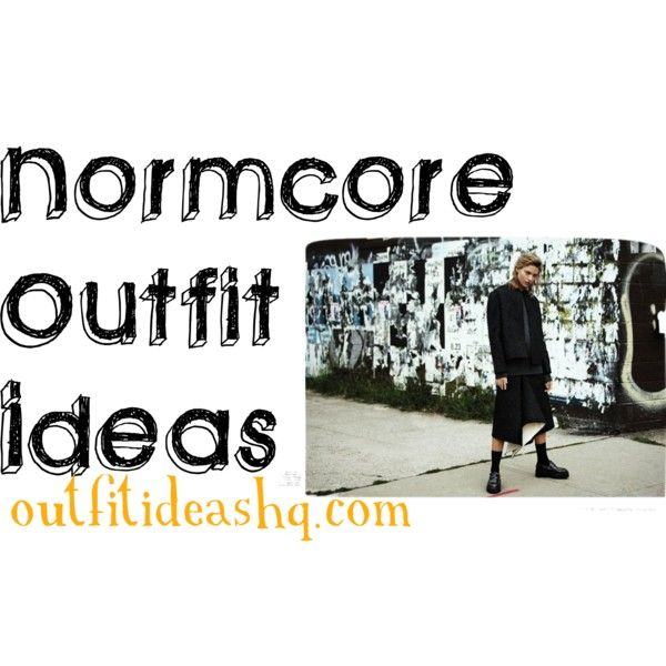 normcore outfit ideas 11