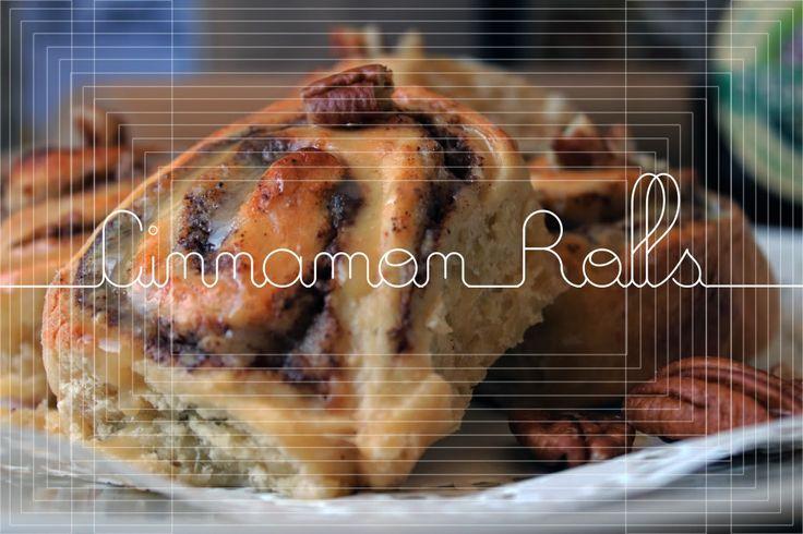 Cinnamon rolls - Le Canard ivre