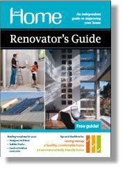 Renovator's Guide
