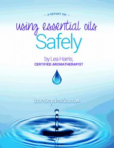 Learning About EOs - Using Essential Oils Safely | One Drop at a Time – Using Essential Oils Safely