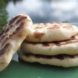 Naan recipe!