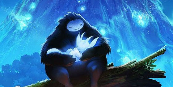 Ori and the blind forest Design Inspiration Dose – 66