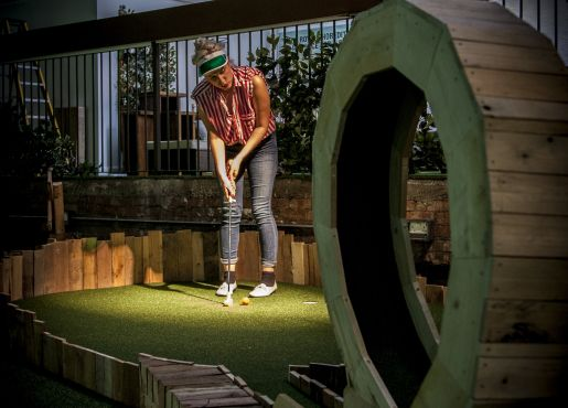 Swingers | Factory 7 | Participatory sports | Time Out London