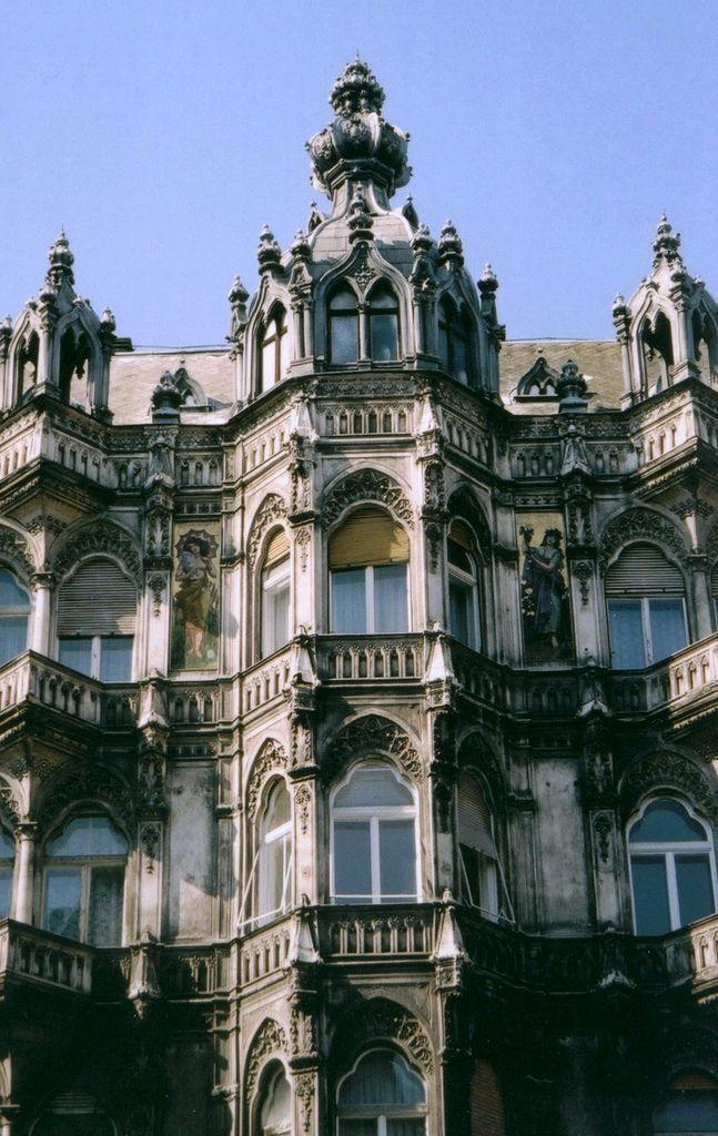 Gothic architecture art | gothic architecture Hungary Europe