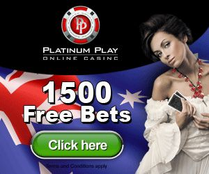 Platinum Play casino $ 1.500 di scommesse gratis - Giochilive & Streaming Tv