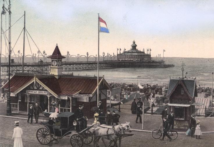 Boulevard Scheveningen 1900